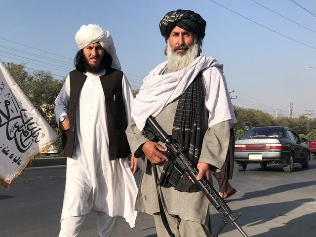 The Taliban are now trying to pose as moderates after years of terror tactics and taking the country in a final, brutal sweep