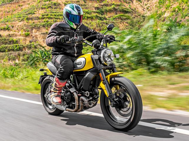 Review: 2019 Ducati Scrambler Icon review, test ride