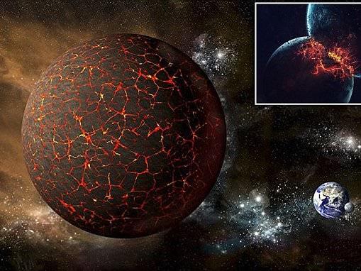 Conspiracy theorists claim Nibiru will destroy Earth
