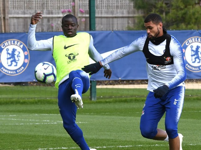 Injury update: N'Golo Kanté out for weeks; Ruben Loftus-Cheek back in the fray