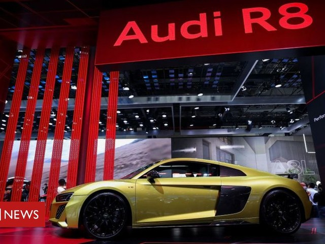 Audi to make electric cars with China's oldest carmaker FAW