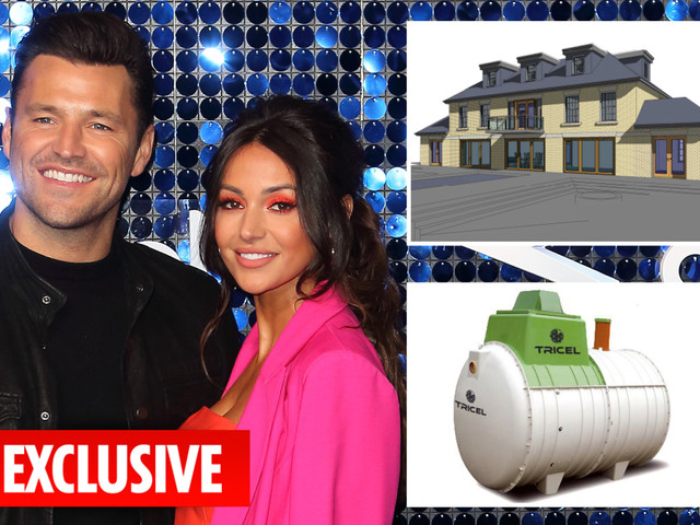 Michelle Keegan and Mark Wright build eco-friendly sewage plant to treat the waste water at their £1.3m dream home