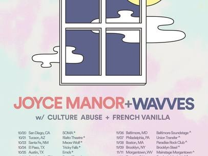 Wavves, Joyce Manor, and Culture Abuse announce U.S. tour