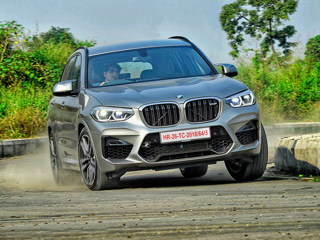 Review: BMW X3 M review, test drive