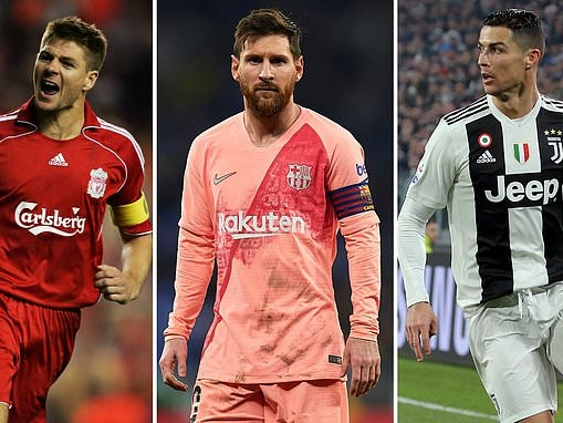 Barcelona and Real Madrid dominate UEFA's Ultimate Team of the Year