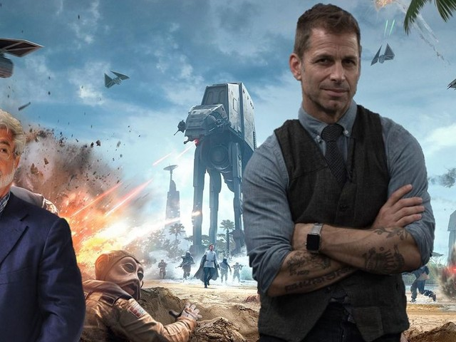 """Can Zack Snyder's """"Rebel Moon"""" Compete With Star Wars?"""