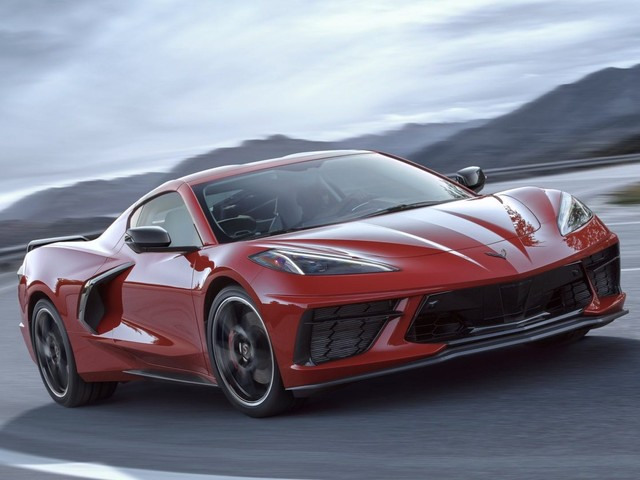 Does BMW need to worry abut the all-new C8 Corvette?