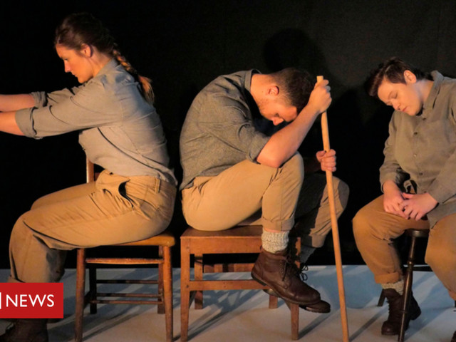 Play retraces Civil War PoW Dunbar to Durham forced march