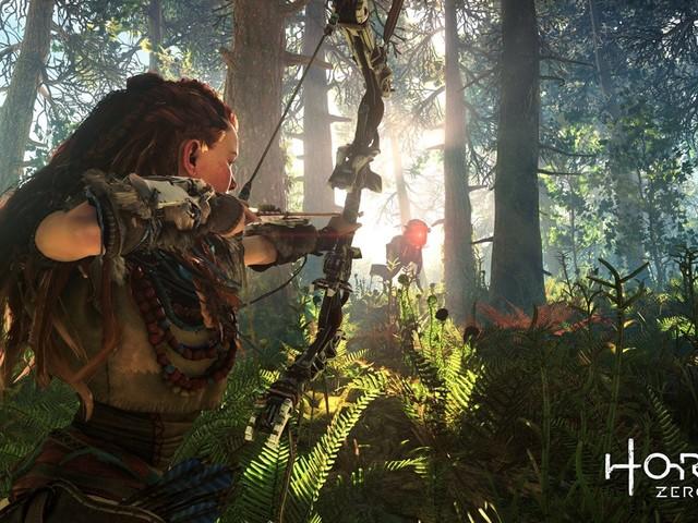 In Praise Of Horizon Zero Dawn, And Finishing Games Slowly