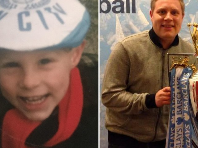 What Manchester City's victory means to me: This fan's story might help explain the astonishing celebration scenes at the Etihad