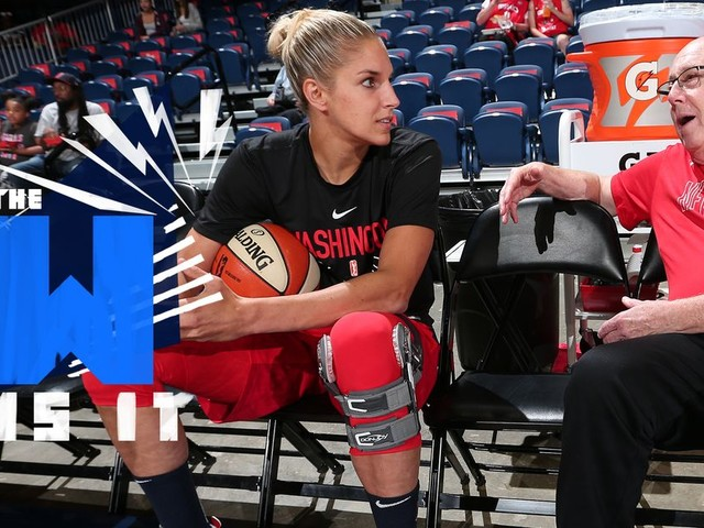 SB Nation's official WNBA awards ballot in the year of the Mystics
