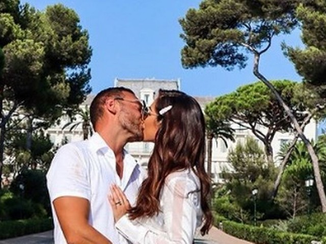 The Real Housewives of Cheshire star announces engagement