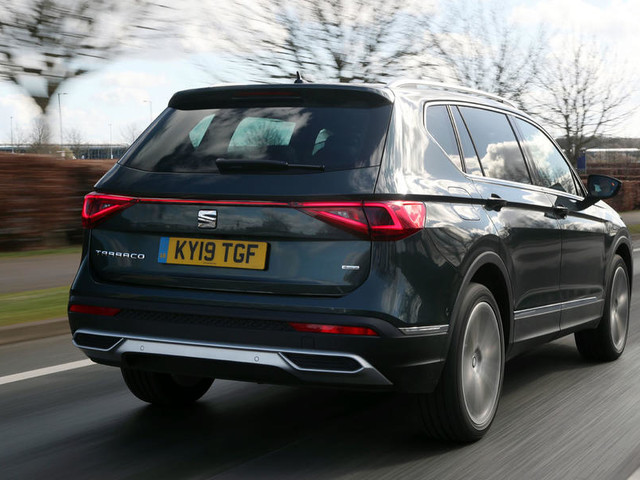 Seat Tarraco 2.0 TDI 150 2019 UK review