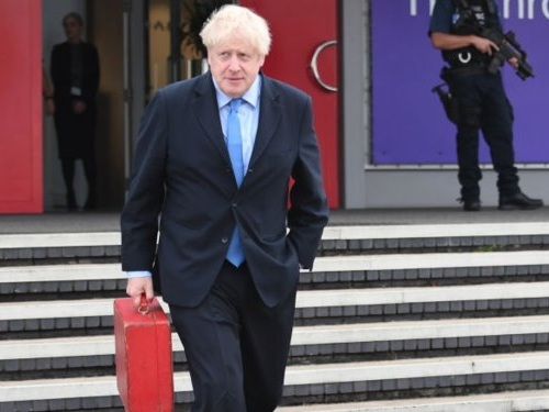Boris Johnson says he refused £150 million bailout for Thomas Cook because it risked 'moral hazard' for other firms