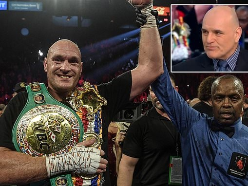 John Fury reveals depths of despair son Tyson sunk to with depression before miraculous comeback