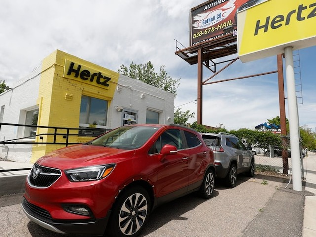 Hertz shares are likely going to $0, Morgan Stanley says (HTZ)