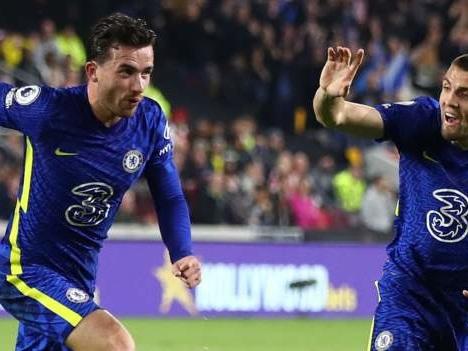 Brentford 0-1 Chelsea: Ben Chilwell goal wins west London derby