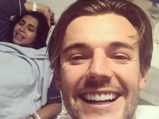 Love Island's Cara De La Hoyde gives birth to first child