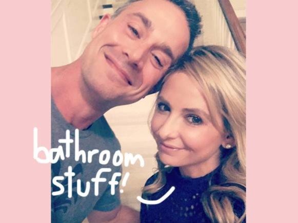 Sarah Michelle Gellar's Very Specific Tip For Making Marriages Work!