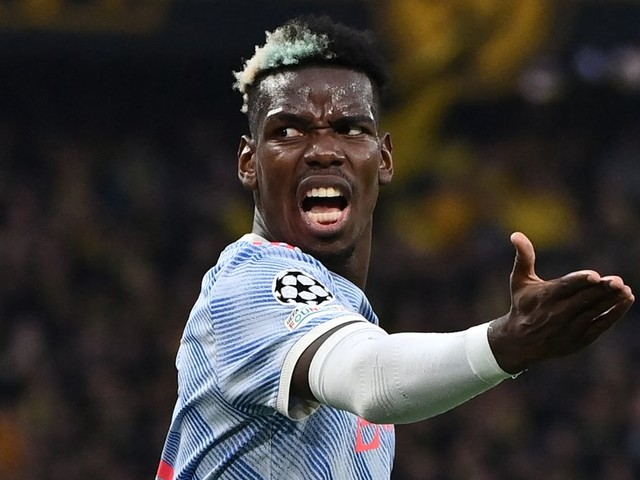 Manchester United warned about 'bad egg' Paul Pogba following Mino Raiola comments