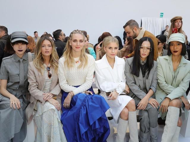 Dakota Johnson, Gemma Arterton and Yara Shahidi hit the FROW at Milan Fashion Week
