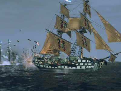 Head ashore in pirate game Tempest's first DLC