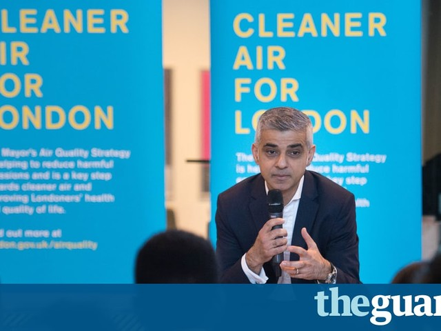 Emissions scandal: VW showing 'utter contempt' for Londoners, says Khan
