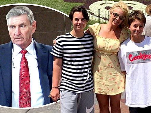 Britney Spears' father Jamie won't face criminal charge after altercation with grandson Sean Preston