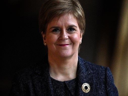 Boris Johnson REJECTS Nicola Sturgeon's demand for a fresh Scottish independence referendum