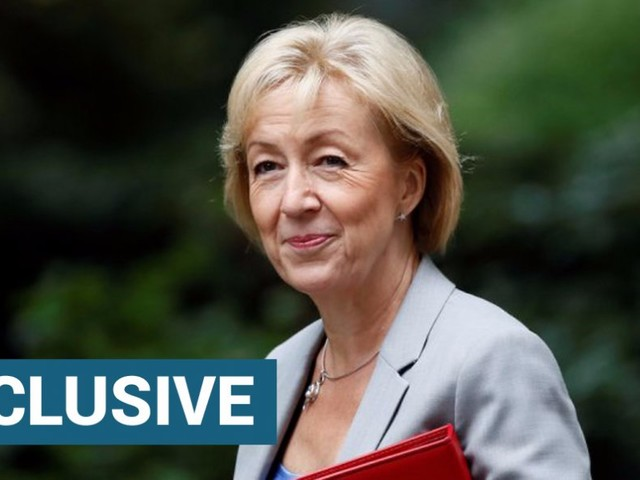 Andrea Leadsom 'wants to be Chancellor,' say allies