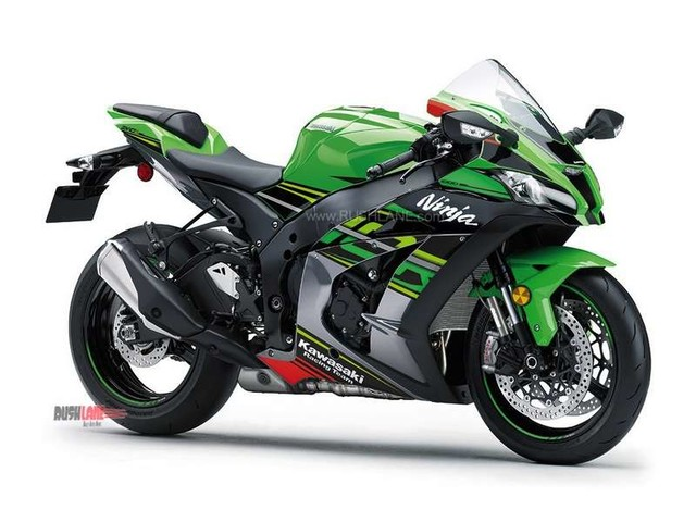 2020 Kawasaki ZX10R new colour launch price Rs 14 L – Bookings open