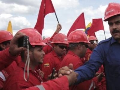 Crisis-Hit Venezuela Takes Over OPEC Rotating Presidency