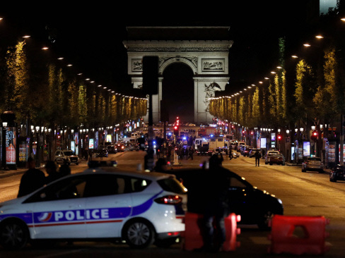 Champs Elysees attack: What we know
