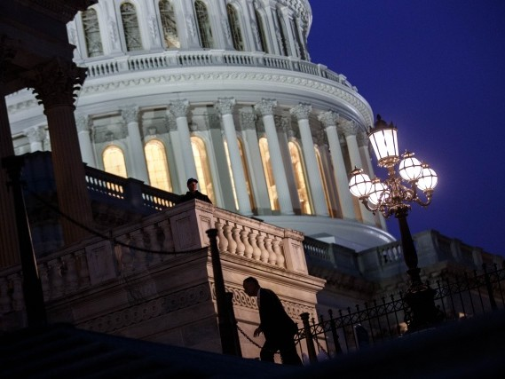 Congress votes to end shutdown, funding bill heads to Trump