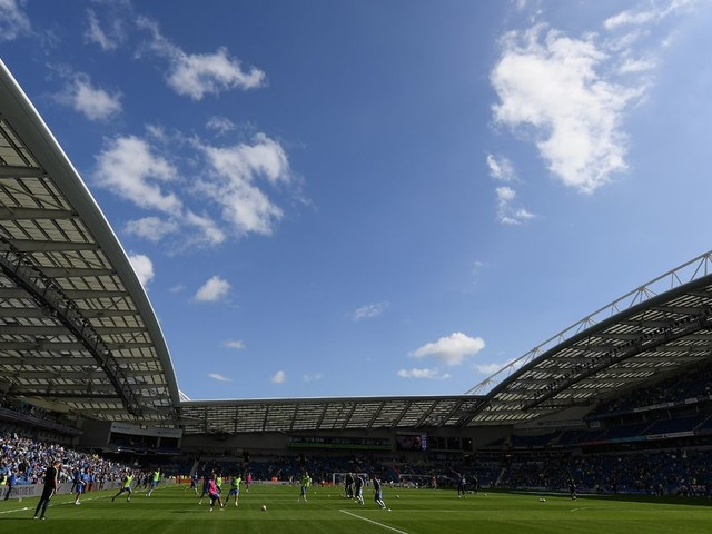 Brighton vs Newcastle LIVE score and goal updates from Premier League tie at the Amex Stadium