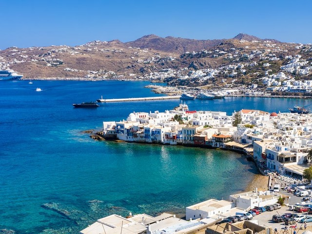 Greece is banning non-residents from flocking to their second homes on local islands in a desperate bid to prevent the spread of the coronavirus