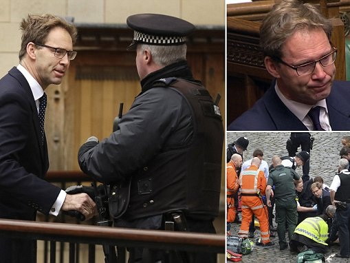 Tobias Ellwood on Privy Council after London terror attack