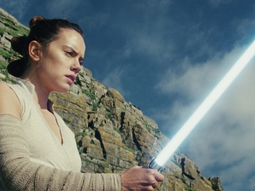 Box Office: 'Star Wars: The Last Jedi' Rockets to $215 Million Opening Weekend