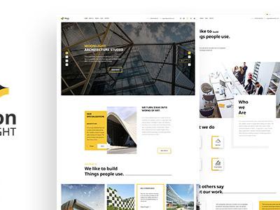 Moonlight - Architecture, Decor & Interior Design WordPress Theme (Creative)