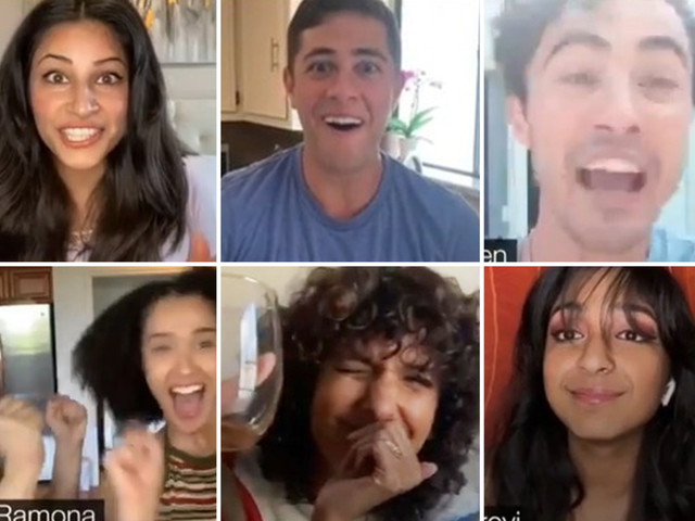 Netflix renews Never Have I Ever for season 2 and drops hilarious announcement video of cast in Zoom call