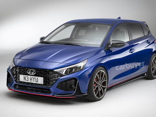 2021 Hyundai i20 N hot hatch to take on Ford Fiesta ST