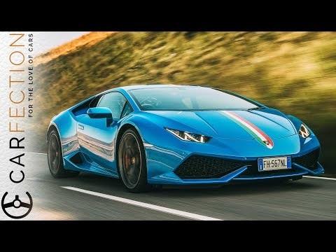 Lamborghini Customisation (video)