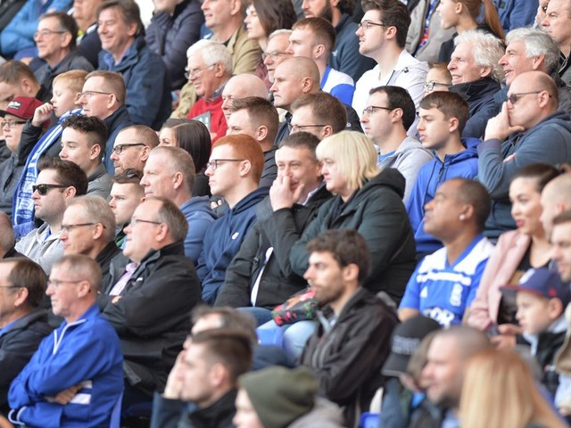 How Birmingham City compare to Aston Villa, West Brom and Leeds in this Championship fan table