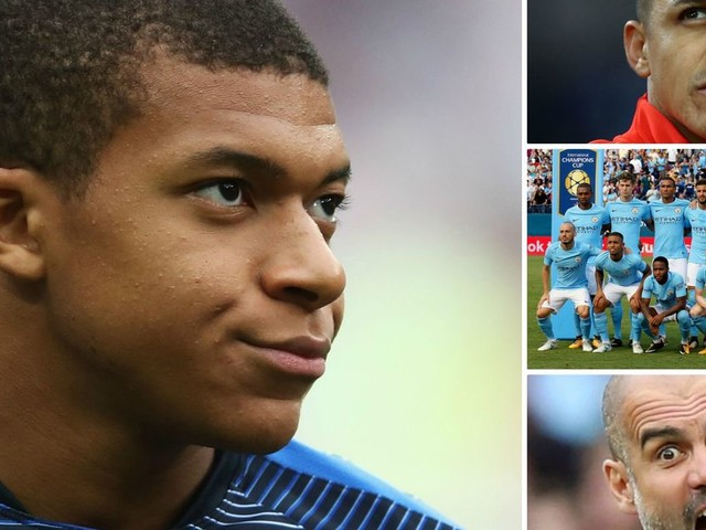 Man City news and transfer rumours LIVE Kylian Mbappe updates and Alexis Sanchez latest