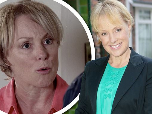 Sally Dynevor is reportedly set to star in this year's Dancing On Ice and is 'already in training'