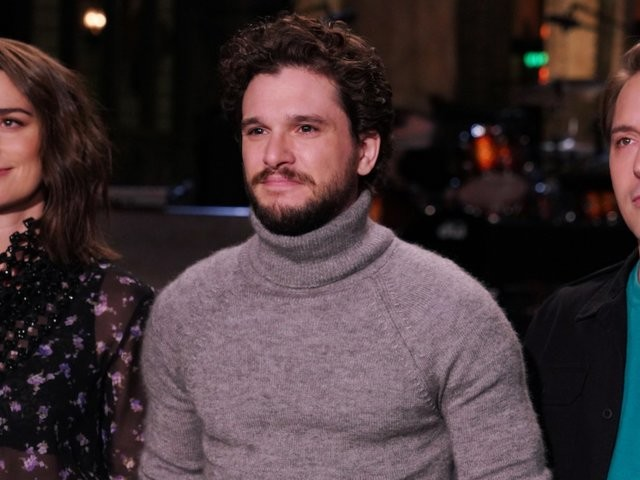 Kit Harington's mom said 'but you're really good at the sad stuff' when he told her he'd be hosting 'Saturday Night Live'