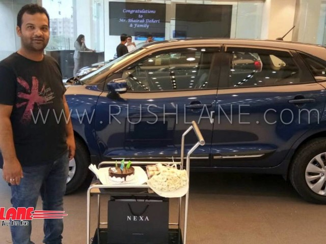 Maruti Baleno Limited Edition delivery starts – Full features, benefits, price revealed