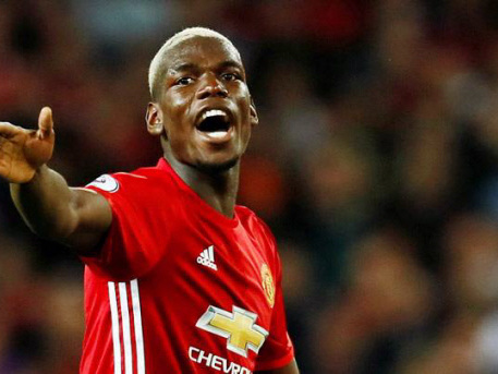 Illness rules Pogba out of United's visit to Huddersfield
