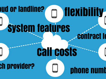 How to choose the right cloud phone system for your business