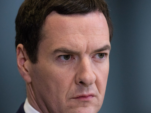 George Osborne Says Britain Is 'Poorer' Following The Brexit Vote, And Pound To Euro Rate Shows It